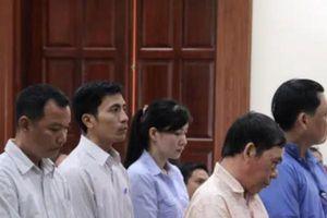 Trưởng ban Giải phóng mặt bằng tham ô 54 tỉ đồng xin thoát án tử
