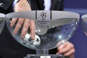 Khi nào bốc thăm tứ kết Champions League?