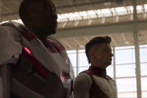 'Avengers: Endgame' chính thức giới thiệu bộ đồ mới giúp các siêu anh hùng du hành thời gian!