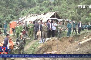 Nghệ An: Sập mỏ thiếc, 3 người dân mót quặng tử vong