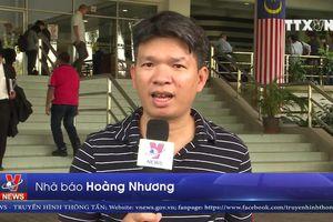 Malaysia hoãn phiên xét xử công dân Việt Nam