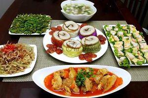 Loạt món ăn ngon xuất sắc của mẹ chồng khiến cô gái nào cũng xin làm con dâu