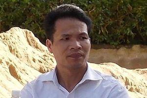 Thanh Hóa: Chủ tịch MTTQ thị trấn hành hung người dân xin thôi chức
