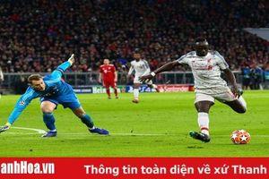Liverpool hạ Bayern, vào tứ kết Champions League