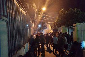 Nam thanh niên thiệt mạng trong căn nhà trọ bị cháy