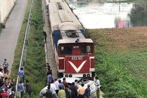 Vụ tai nạn tàu hỏa ở Hải Dương: 5 nạn nhân trên ô tô là họ hàng