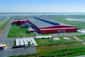 Nhà máy sản xuất nước giải khát Number One Hậu Giang chính thức đi vào hoạt động