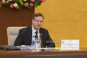 Phó Chủ tịch Quốc hội Phùng Quốc Hiển tiếp Đoàn Hội đồng Kinh doanh Hoa Kỳ - asean
