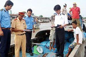 Phát hiện hàng loạt sai phạm tại cơ sở đào tạo người lái phương tiện thủy