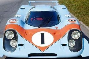 Porsche quyết định hồi sinh dòng xe đua huyền thoại
