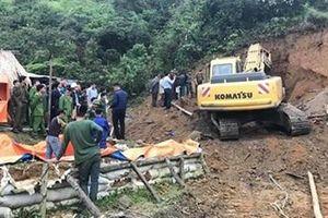 Công an vào cuộc điều tra vụ sập hầm mỏ thiếc làm 3 người tử vong