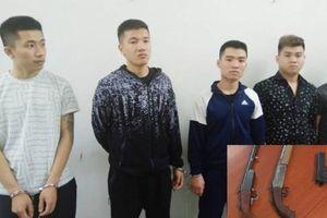 Khởi tố vụ án hình sự vụ 5 thanh niên bắn chết người ở Thanh Hóa