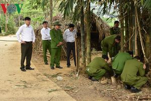 Vụ cài mìn ở Phú Thọ: Đối tượng bắt nhốt, đánh đập người yêu nhiều lần