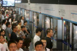 Trung Quốc thử nghiệm trả vé tàu điện ngầm bằng nhận diện khuôn mặt