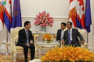 Việt Nam – Campuchia tăng cường hợp tác về thông tin và truyền thông