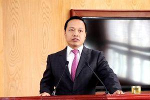Chân dung tân Chủ tịch UBND tỉnh Lai Châu Trần Tiến Dũng