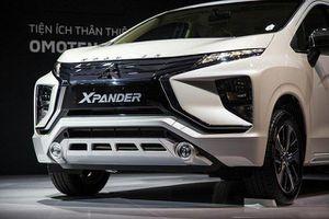Doanh số của Mitsubishi Việt Nam giảm mạnh trong tháng 2