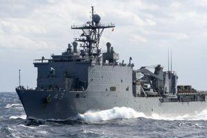 Lý do bất thường khiến tàu chiến Mỹ bị cách ly giữa biển suốt 2 tháng