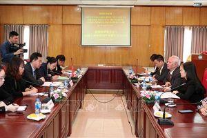 Góp phần làm sâu sắc quan hệ Việt Nam - Trung Quốc