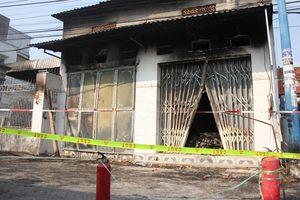 Bà Rịa - Vũng Tàu: Cháy tiệm sửa chữa điện tử, bé 10 tuổi cùng cha mẹ tử vong thương tâm