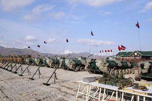 Thiết giáp Trung Quốc tặng Campuchia để lấy lòng từng thảm bại trước BMP-2 Nga