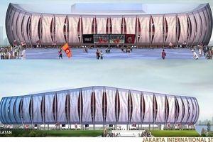 Đối thủ của B. Bình Dương xây sân 82.000 chỗ ngồi
