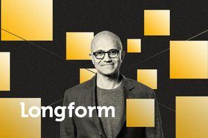 Satya Nadella - người khiến cả thế giới phải nghĩ lại về Microsoft