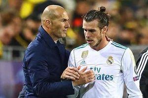Người đại diện tiết lộ tương lai của Bale khi Zidane trở lại Real