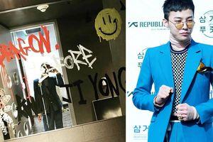 Quán cà phê tiền tỷ của G-Dragon, góc 'sống ảo' từng đình đám xứ Hàn