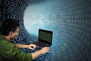 Cảnh báo mã độc GandCrab 5.2 giả mạo Bộ Công an để tống tiền