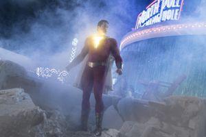 DC chiếu sớm phim siêu anh hùng 'Shazam!' để câu kéo khán giả nhí