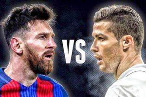 CĐV chờ Ronaldo đối đầu Messi ở chung kết Champions League trong mơ