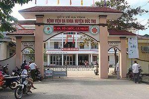 Hà Tĩnh: Phó Giám đốc bệnh viện để lại thư tuyệt mệnh, treo cổ tự tử tại nhà riêng