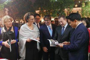 Bùng nổ ngày hội cho người yêu Pháp ngữ tại Hà Nội