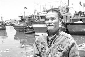 47 năm cơ duyên với đảo Hai Trụ