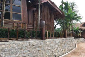 Quảng Nam: Bất chấp 'tối hậu thư', khu nghỉ dưỡng 'chui' vẫn ngang nhiên tồn tại giữa rừng phòng hộ