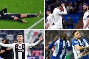 Một mùa giải Champions League của những cú sốc
