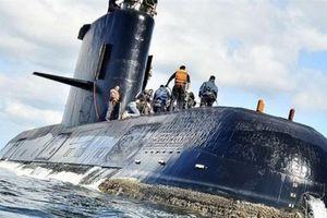 Bộ trưởng Argentina: ARA San Juan bị đánh chìm bằng vụ nổ