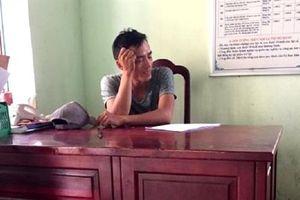 Công an phường bắt tên đạo chích hai lần trộm nhà mình
