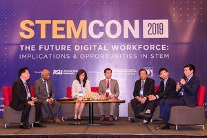 Nguồn nhân lực số tương lai: Những gợi mở và cơ hội trong ngành STEM
