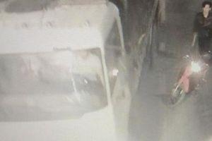 Điều tra vụ nhóm côn đồ dùng rựa tấn công xe tải qua hầm BOT