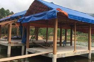 Khu nghỉ dưỡng trong rừng phòng hộ: Cưỡng chế, xử lý cán bộ