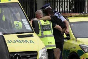 Xả súng gây nhiều thương vong tại New Zealand