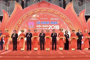Khai mạc Hội báo toàn quốc năm 2019