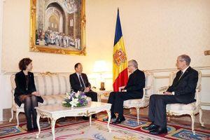 Khai trương Văn phòng Lãnh sự danh dự và trình Thư ủy nhiệm tại Andorra