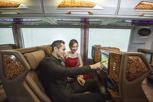 Áp dụng công nghệ 4.0 cho vận tải hành khách đường dài