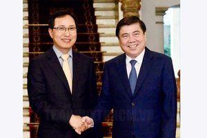 Đề nghị Samsung xây trung tâm nghiên cứu phát triển tại TPHCM