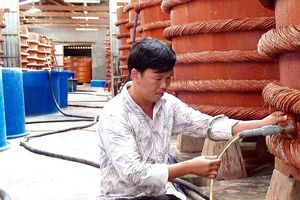 Thăng trầm nước mắm truyền thống - Bài 2: Nhà thùng trước áp lực cạnh tranh