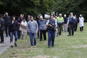 Chấn động: Livestream cảnh xả súng giết chết 49 người tại 2 nhà thờ Hồi giáo ở New Zealand