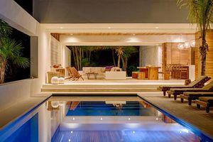 Đẹp mê mẩn biệt thự nghỉ dưỡng vùng nhiệt đới